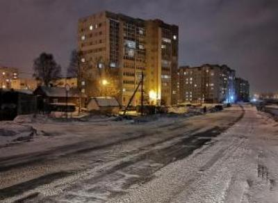 В 2019 будет освещено 48 км улично-дорожной сети Вологды