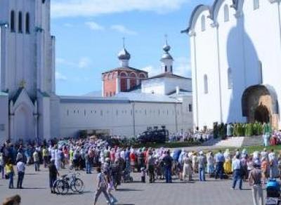 На этой неделе в Вологде состоится первый фестиваль православной культуры