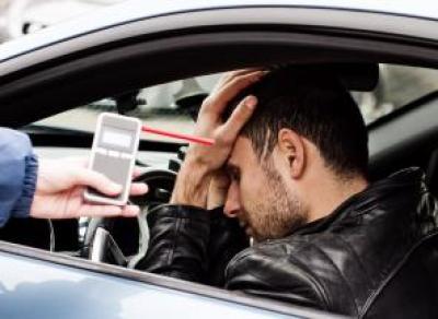Ужесточили наказание для пьяных водителей
