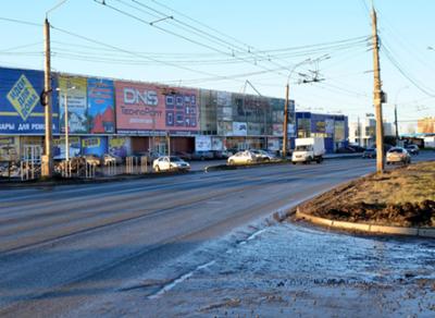 На Окружном шоссе исчез пешеходный переход