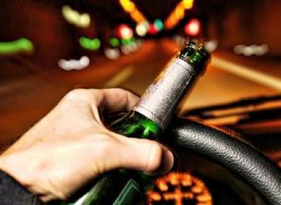 Пьяный водитель устроил ДТП на «встречке»