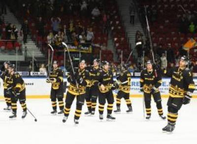 Хоккейная «Северсталь» попытает счастье в Риге