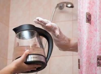 Половина Вологды останется без воды 17 июня