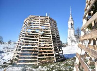 В Вологде провожают уходящую зиму
