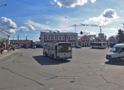 В Вологде запретят парковаться у вокзала