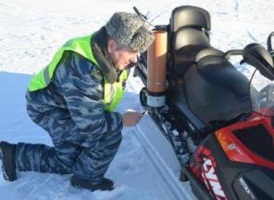 Операция «Снегоход» пройдет в Вологде