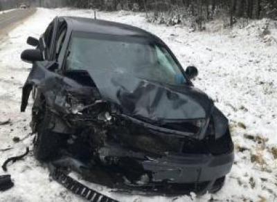 5 человек пострадало в аварии под Великим Устюгом