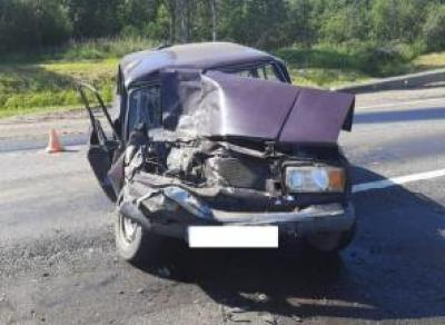 3 человека пострадали в Сямженском районе