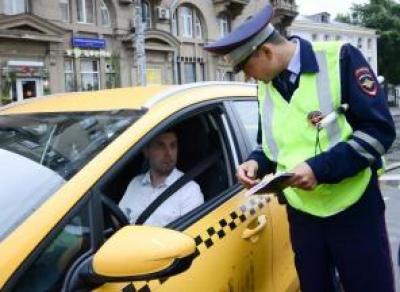 Таксистов-нелегалов ловят в Вологде