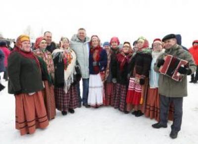 «Праздник Русской Тройки» встретили на Вологодчине