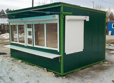 В Вологде еженедельно ликвидируют незаконно установленные павильоны