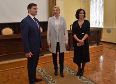 В здании администрации Вологды впервые пройдет брачная церемония