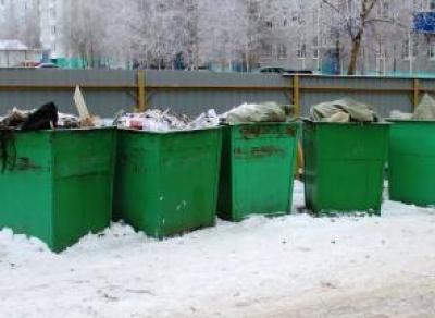 В Вожеге водитель мусоровоза пострадал из-за мусорного контейнера
