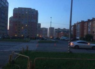 Трех пешеходов сбили в Череповце