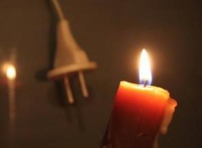 Жители 4-х улиц Вологды остались без света