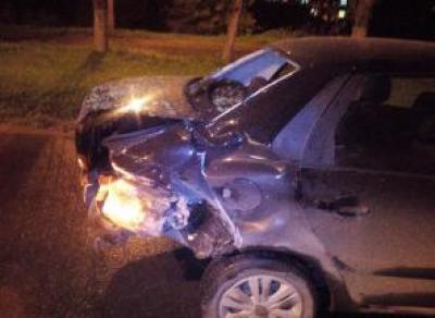 В ДТП возле «Мармелада» пострадала 19-летняя вологжанка