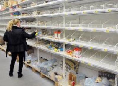 Из-за закона Яровой может возникнуть продуктовый кризис