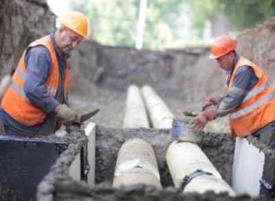 В Череповце отремонтируют около 5-ти км теплосети