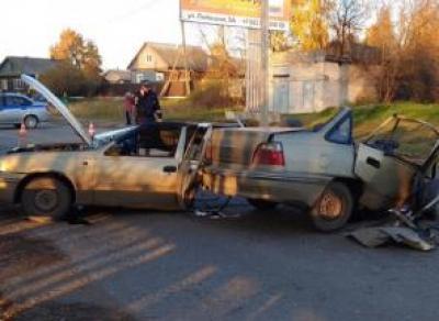 ДТП в Вологодской области: машину разорвало пополам