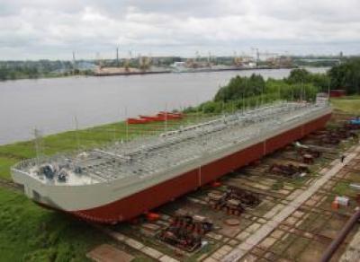 В Череповце появится новое судостроительное производство