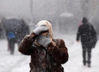 Штормовое предупреждение от МЧС: ветер, ледяной дождь и гололед