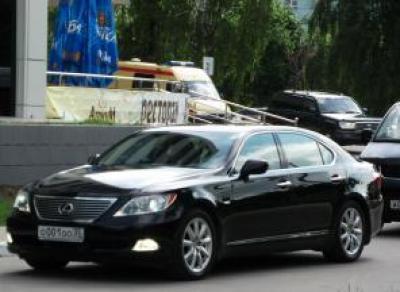 Вологодские чиновники пересядут на бюджетные авто