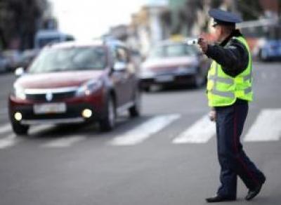 Накануне 18 вологжан сели за руль без водительских прав