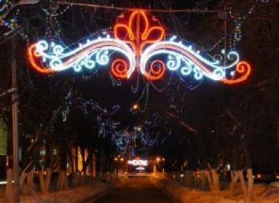 Улицы Вологды будут украшены за счёт предпринимателей