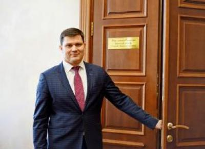 Сергей Воропанов: «Ровно год на посту мэра»