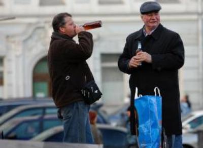 Вологодчина вошла в число самых пьющих регионов в стране