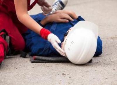 Трагедия на мебельном складе в Вологде: грузчик остался без лица
