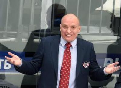 В ХК «Северсталь» новый главный тренер