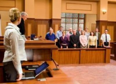 В череповецком суде впервые состоится заседание с присяжными