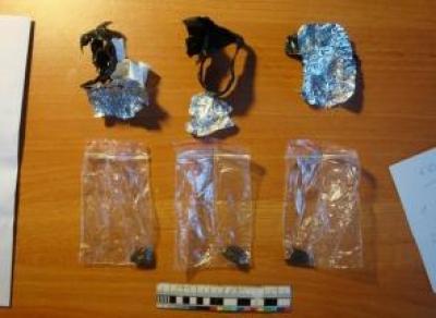В Череповце «накрыли» сеть наркоторговцев