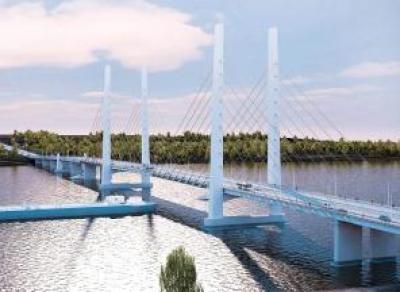 В Череповце второй мост через Шексну построят за 7 лет
