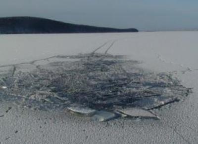 На Вологодчине за ноябрь 9 человек провалились под лёд