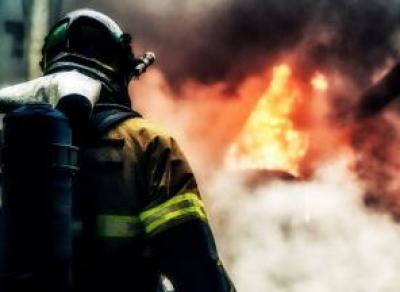 В Вологде погиб мужчина во время пожара