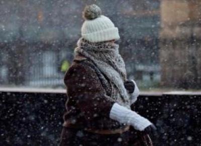 В Вологде снова похолодание