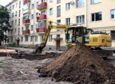 В 2019 году 600 млн руб. будет выделено на благоустройство вологодских дворов