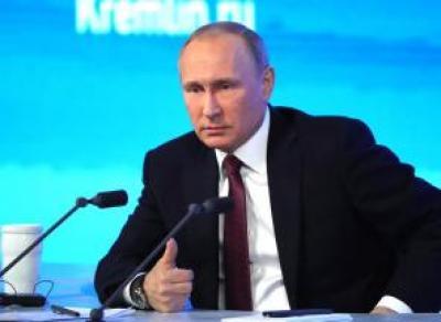 Вологодский журналист задал вопрос президенту во время сегодняшней пресс-конференции