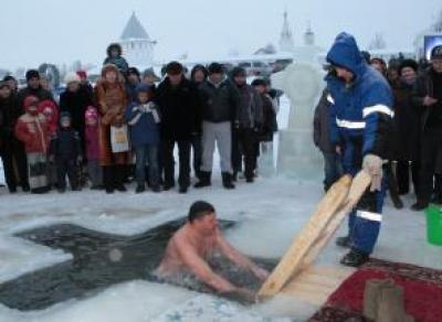 Для вологжан на Крещение подготовят две купели
