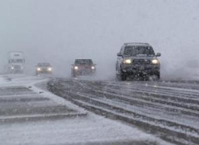 ГИБДД предупреждает вологжан о резком ухудшении условий на дорогах