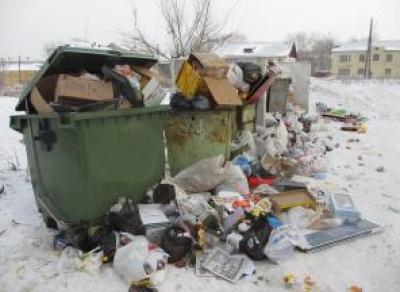 Тариф на вывоз мусора в Вологодской области могут уменьшить