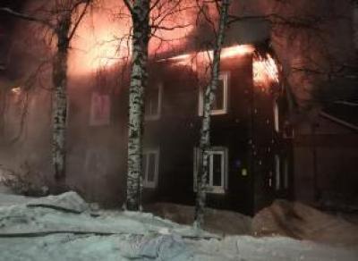 Пожар в Соколе: 19 человек остались без жилья