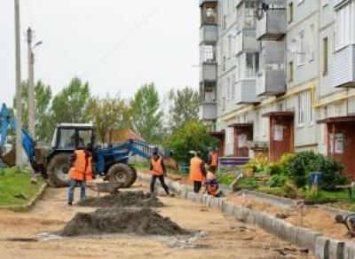 В Вологде в этом году отремонтируют 39 дворов