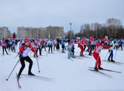 В Вологде началась регистрация на «Лыжню России»