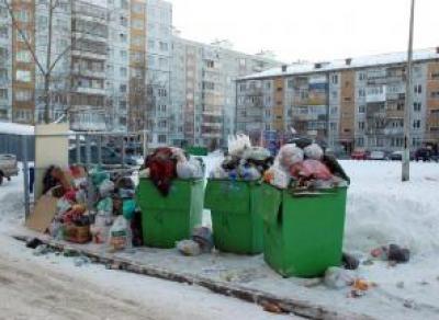 Прокуратура борется с плохой работой мусорных регоператоров