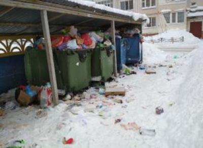 Вологжане могут потребовать перерасчет за вывоз мусора