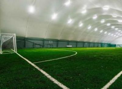 В Вологде хотят построить крытый манеж для занятий футболом