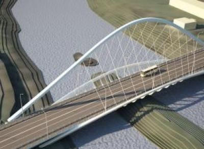 На корректировку проекта Некрасовского моста выделено 35 млн рублей
